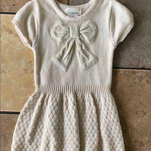 Bow 🎀 Sweater Dress